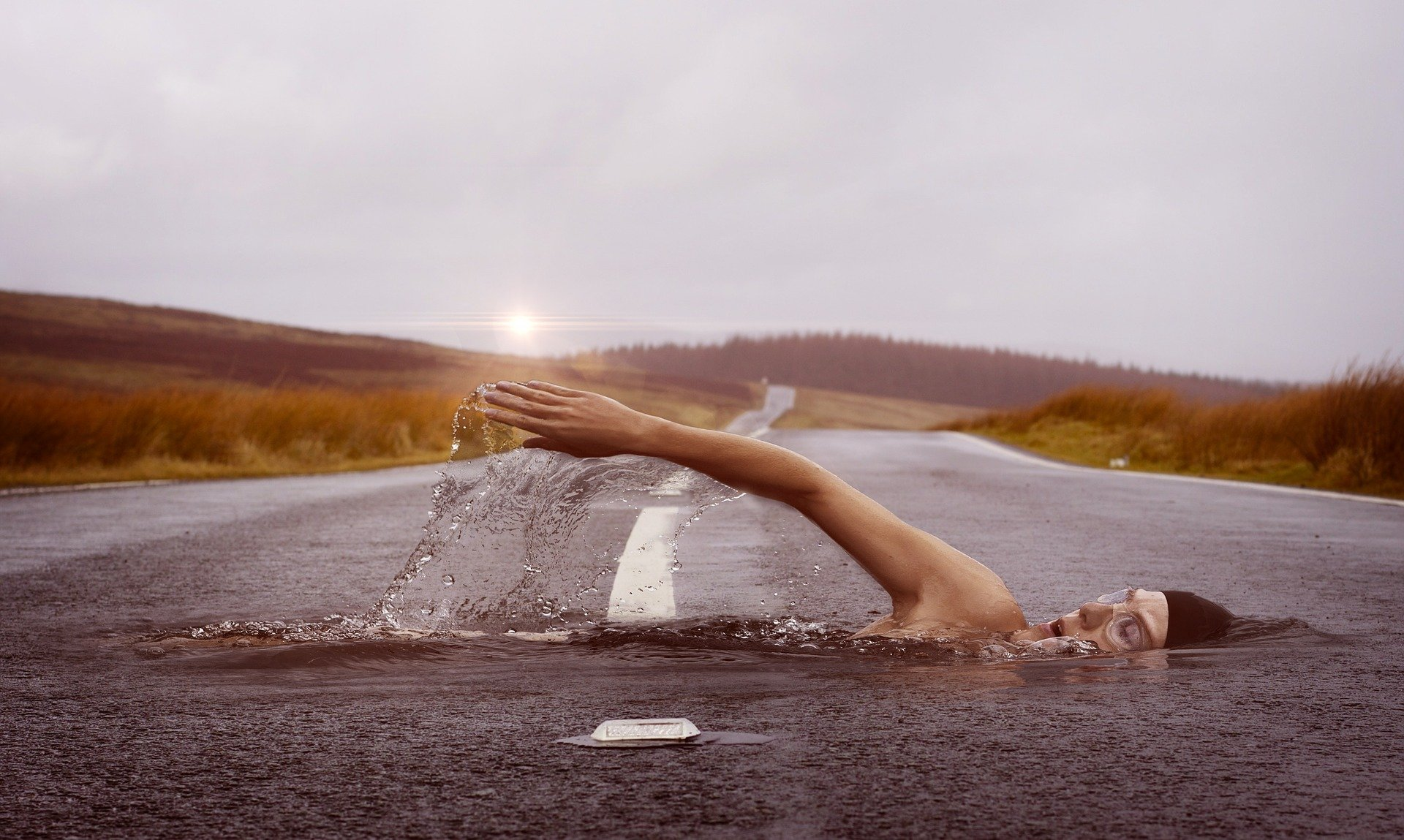 Are you swimming upstream and getting exhausted at work?